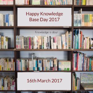 Knowledge Base Day