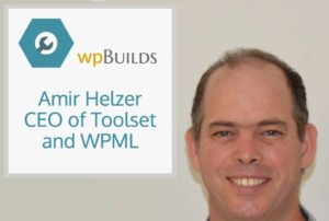 Amir Helzer, CEO of Toolset and WPML