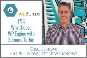 Why choose WP Engine with Edmund Turbin