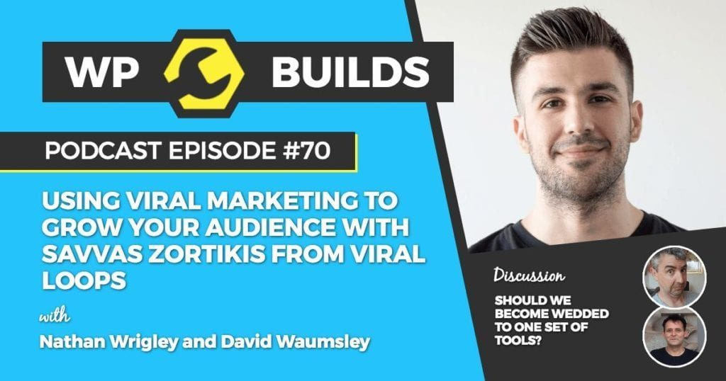 Using Viral Marketing to grow your audience with Savvas Zortikis from Viral Loops