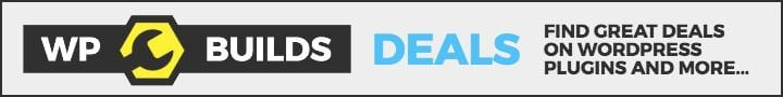 WP Builds Deals Page - Find Deals on WordPress Plugins