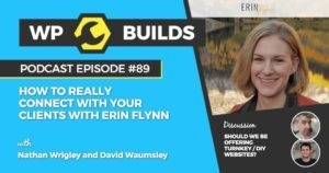 89 - How to really connect with your clients with Erin Flynn