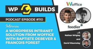 110 - A WordPress intranet solution from WOffice