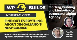 A Solopreneur's Guide to Starting, Building and Marketing a Successful Digital Agency - Jim Galiano's new course