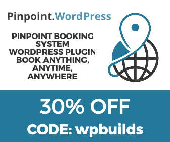 30% off Ponpoint World - WP Builds WordPress Deals