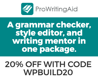 20% off ProWritingAid with the WP Builds Deals Page